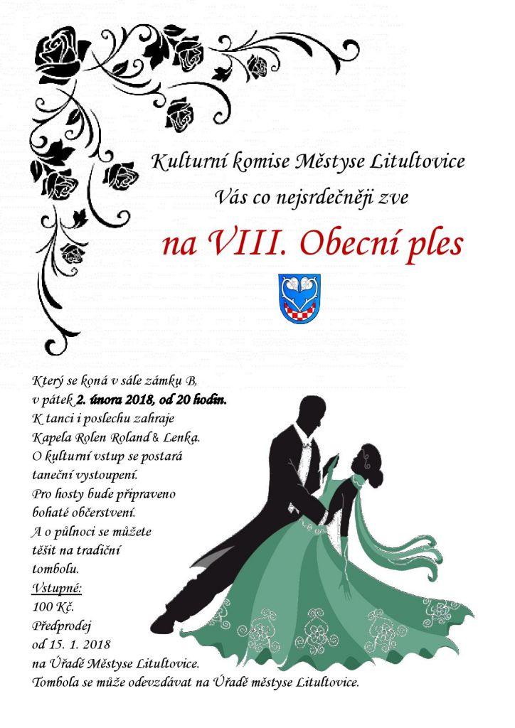 plakát ples