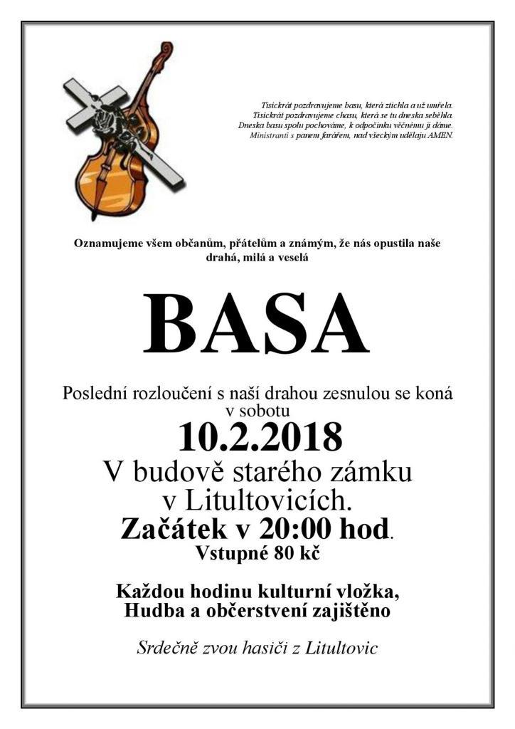 plakát Basa