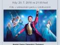 Plakát Největší showman