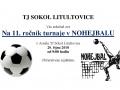 11. ročník turnaje v NOHEJBALU