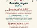Adventní program