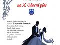 x. Obecní ples